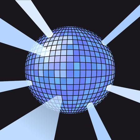specular: Sphere disco ball.