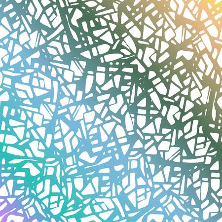 Patroon abstract. Stock Illustratie