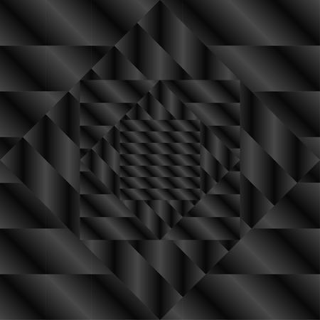 Geometric abstract background. Vector Illustration. Illustration