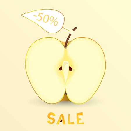 Apple sale.