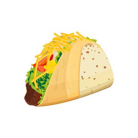 Tacos icon.