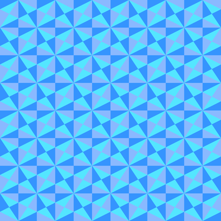 reiteration: Geometric seamless pattern