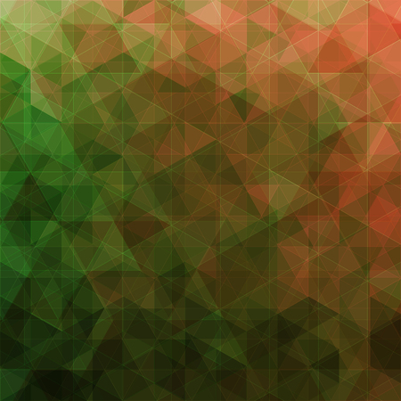 Triangular abstract background Иллюстрация