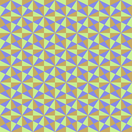 Geometric seamless pattern