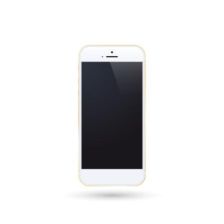 touchpad: Smartphone Illustration