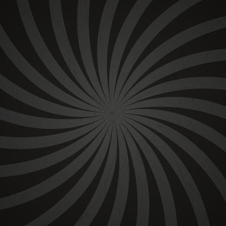 gray and black spiral vintage Ilustração