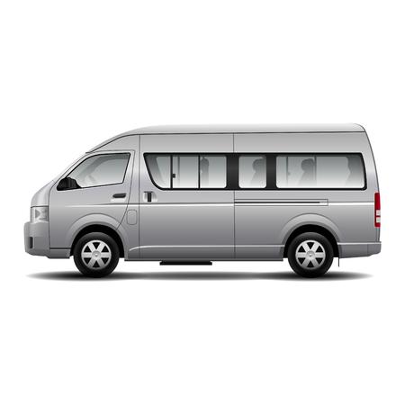 minibus car