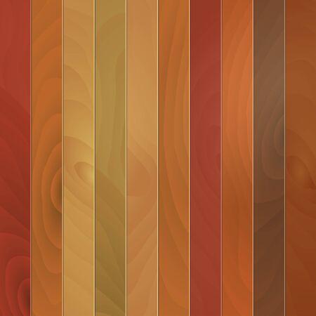 Wood texture color autumn parquet Ilustração