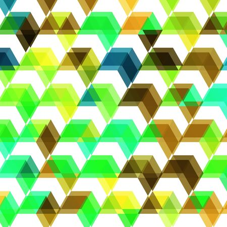 Triangle abstract background Ilustrace
