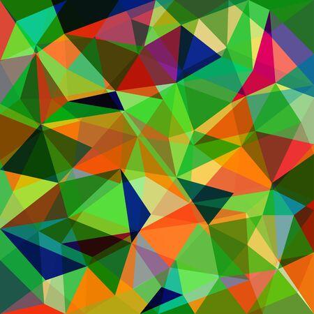 Triangular abstract background Reklamní fotografie - 129443262