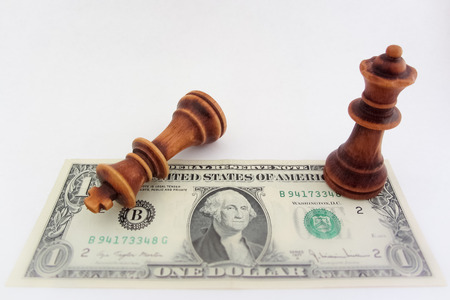 checkmate: Checkmate on US dollar