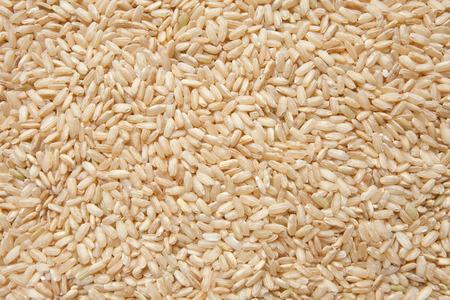 brown rice texture Standard-Bild