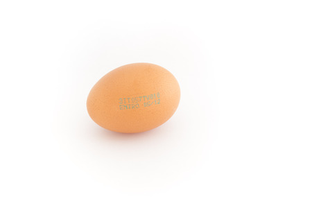 expiring: Egg with tracking and expiring date