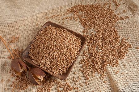 alimentacion natural: wheat as natural food