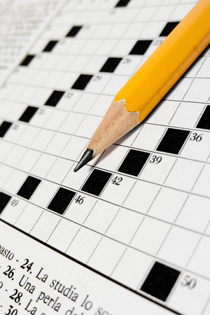 definitions: Focus on crosswords