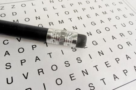 indecision: Focus on crossword
