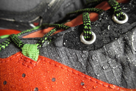 waterproof: Waterproof technology for mountain shoes