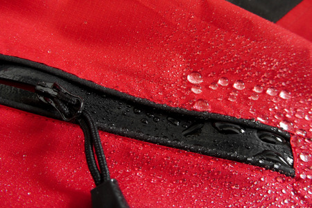 waterproof technology for mountain clothes Stok Fotoğraf