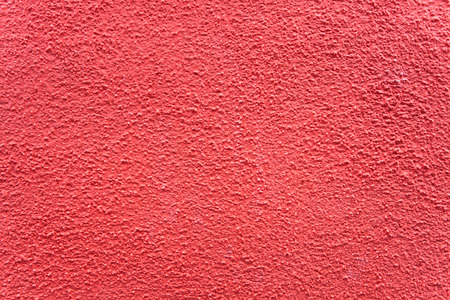 burano: red exterior plaster from a Burano island house