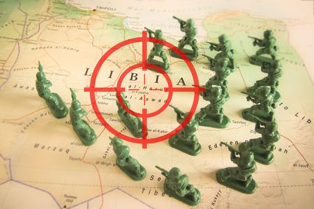 rebels: Rebels on Libya territory