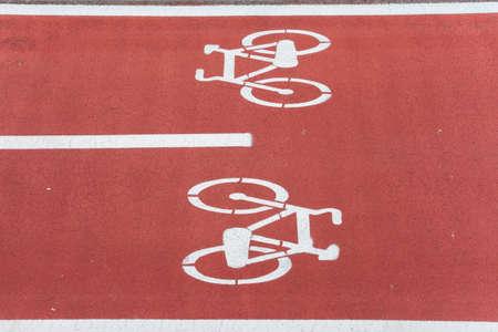 red city bike fast lane