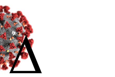 virus variant: delta