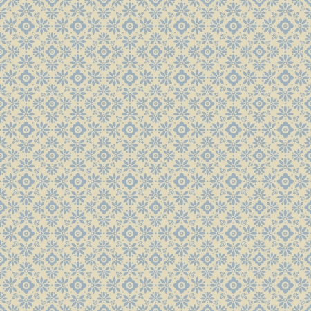 Floral Seamless Background Pattern