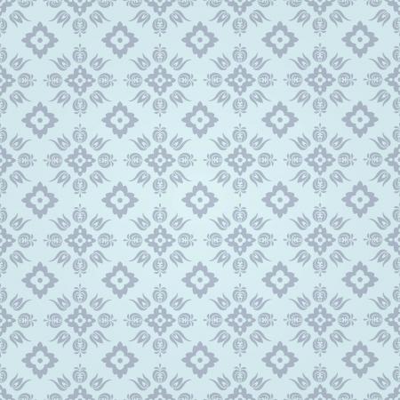 background pattern: Floral Seamless Background Pattern