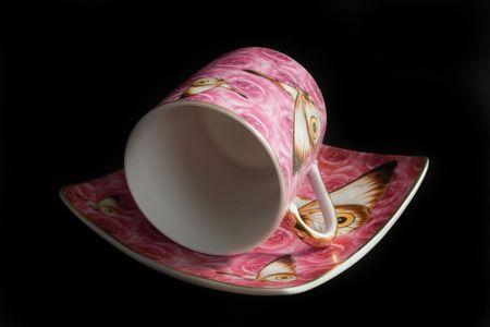 cup saucer: cup, saucer, tea, porcelain, china