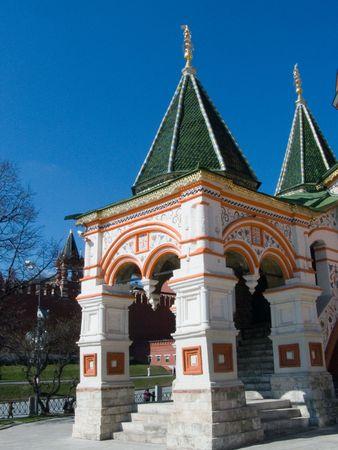 vasily: Vasily Blazhennogos cathedral, Moscow, Russia