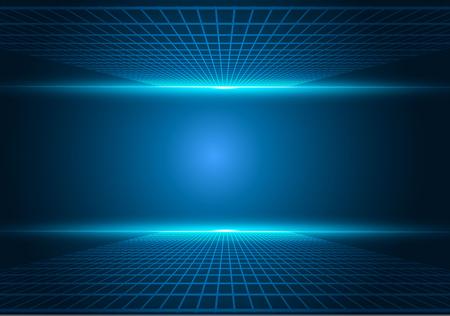 speed movement pattern design background concept. Illusztráció