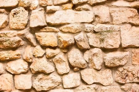 drystone: Dry-stone wall