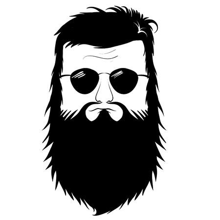 beard Ilustração