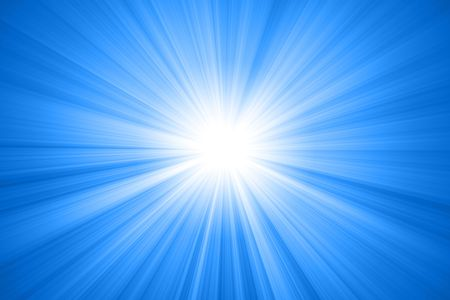 abstract sun with rays, sun Stock Photo - 6718586
