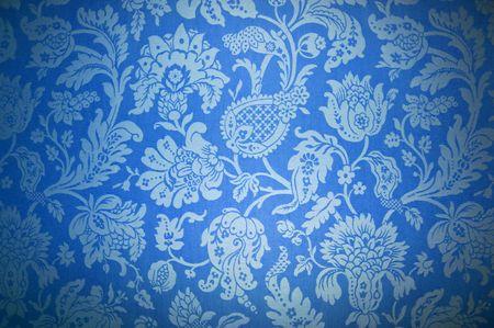 tessile: carta da parati, sfondo trama, vintage