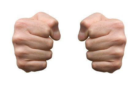 ring finger: arm