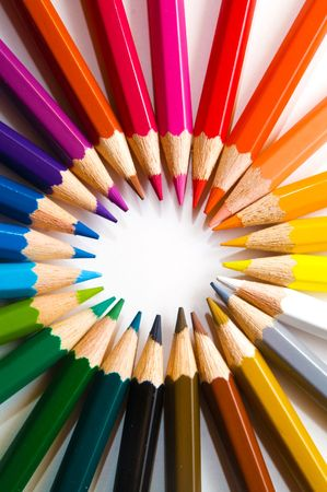 color pencils Stock Photo - 6713574