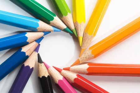 color pencils Stock Photo - 6714843