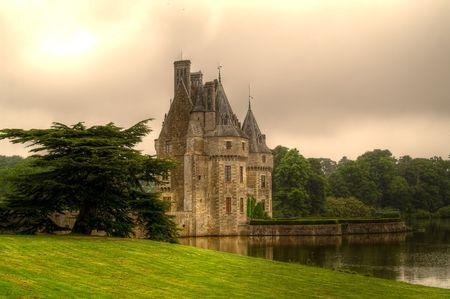 Chateau Bretesche France Imagens