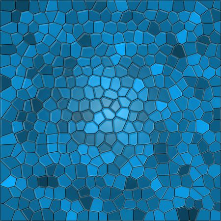 abstract mosaic photo