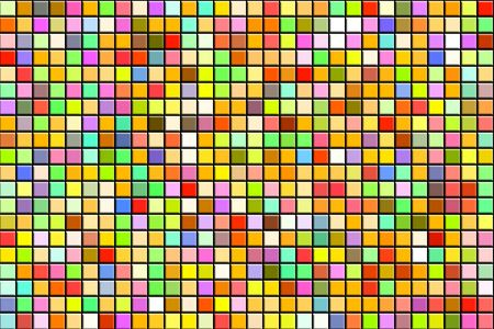 abstract squares Stock Photo - 6812544