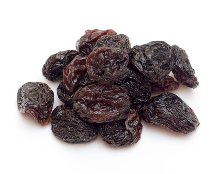 raisin: black raisins (sultana), dried fruits