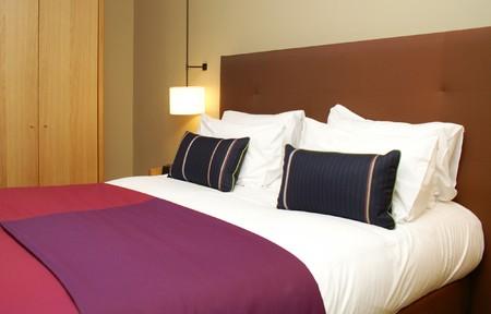 matress: bedroom Stock Photo
