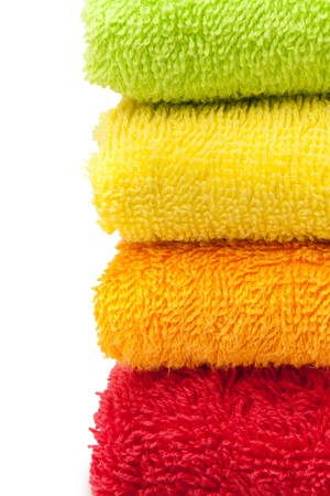 soft textile: towels