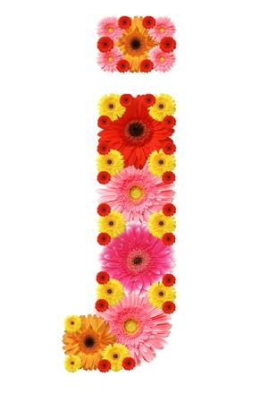 abc, flowers, j photo