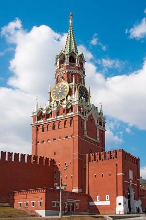 The Moscow Kremlin photo