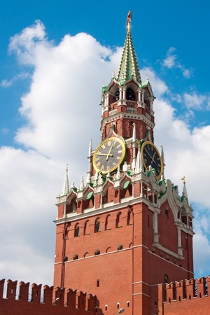 The Moscow Kremlin Stock Photo - 7612380