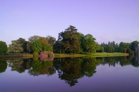lake front: landscape