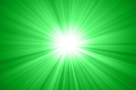 abstract sun with rays Stock Photo - 7733121