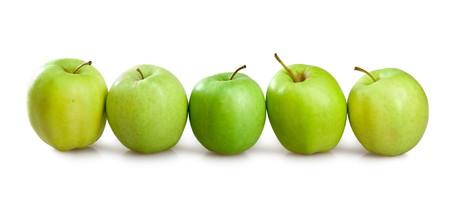 green apples photo